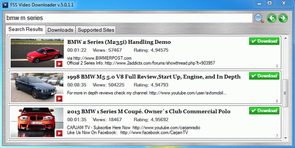 Free video downloader | download video from internet completely free.