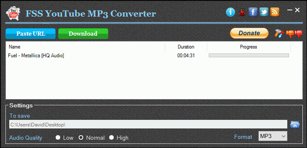 Youtube Link In Mp3